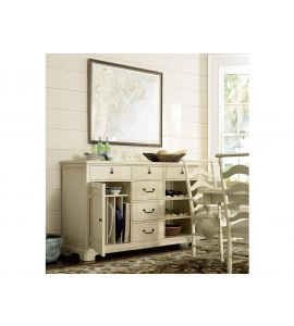 Riverbank 6 Drawer Home Cooking Cupboard