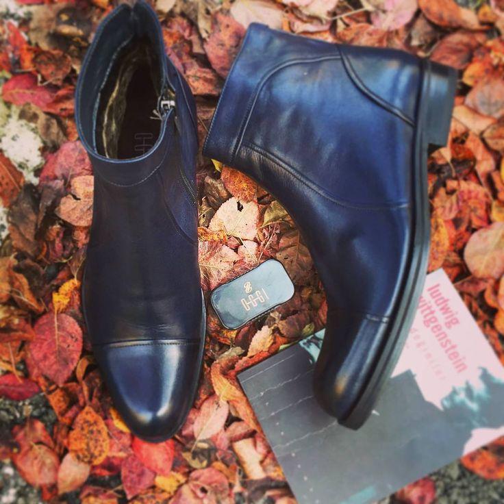 %100 doğal sığır derisinden el işçiliği ile üretilen sağlamlığın diğer adı OGGI BOSSY B. #deri #ayakkabı #shoes #oggi #leather #kislikayakkabi
