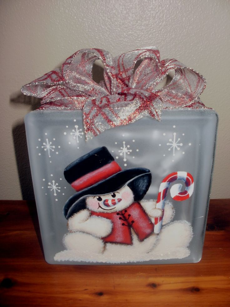 collection christmas glass blocks pictures christmas tree decoration ideas - Christmas Glass Blocks