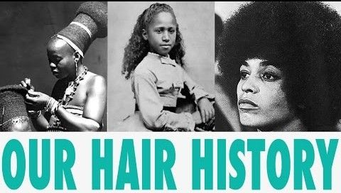 Our Hair History - A Video Tracing The Evolution Of Black Hair Through The Ages  Read the article here - http://www.blackhairinformation.com/by-type/natural-hair/our-hair-history-a-video-tracing-the-evolution-of-black-hair-through-the-ages/