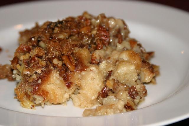 Paula Deen's Bread Pudding