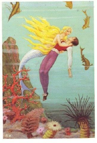 Rudolf Koivu - The Little Mermaid