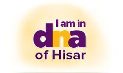 Hisar in Haryāna
