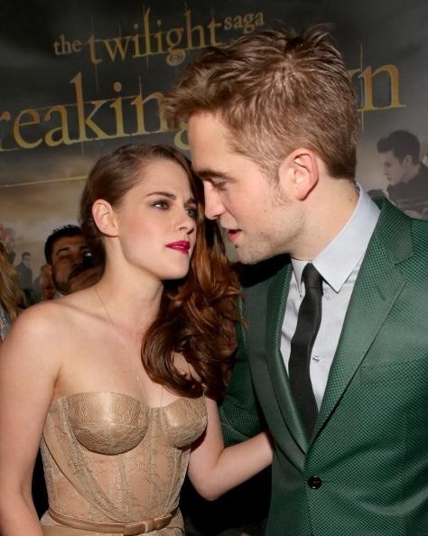 Kristen Stewart and Robert Pattinson: On Forgiveness and Reconciliation (videos, photos)