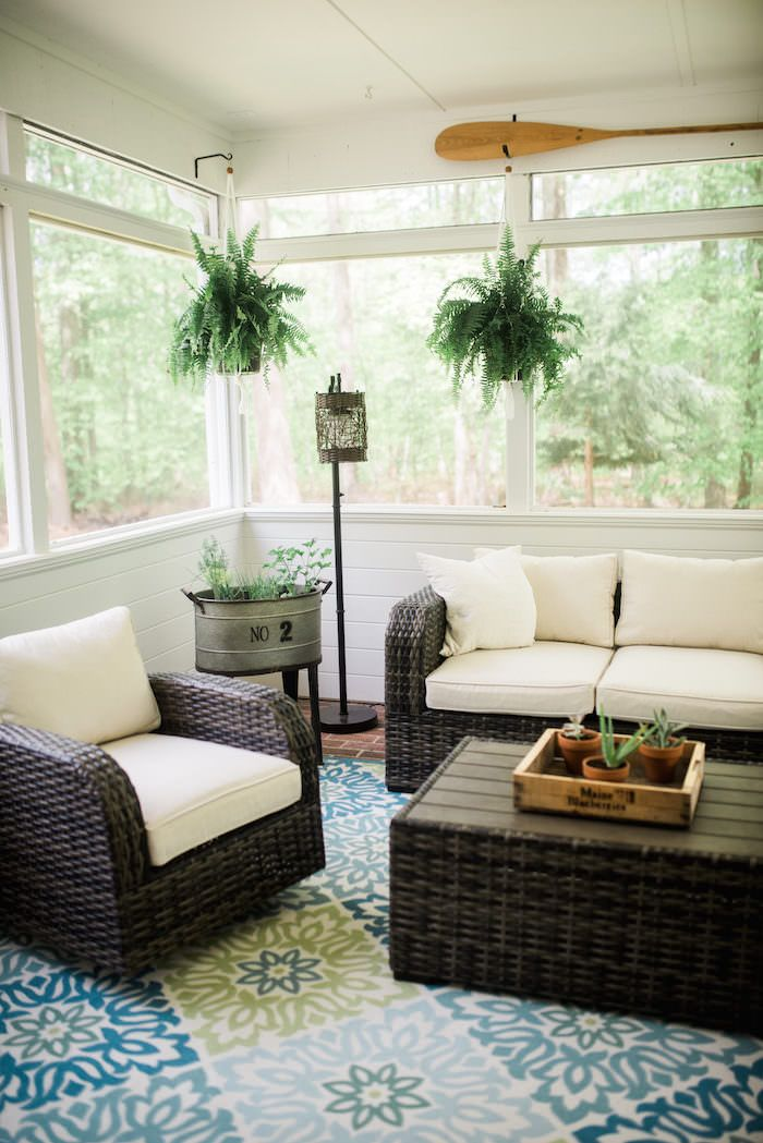 Screen Porch Ideas Makeover
