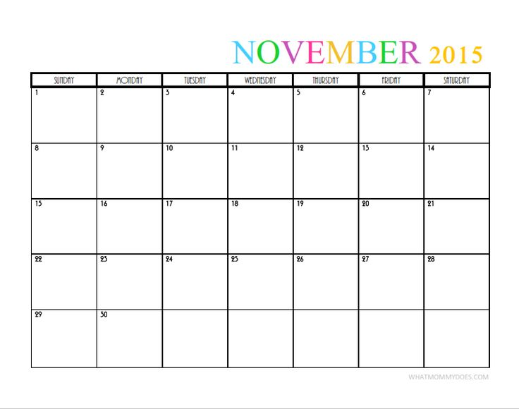 Best 25+ Monthly Calendars Ideas On Pinterest | Free Monthly