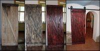 Pojezdové dveře :: Michal Sykora | Řemeslné práce a ruční výroba