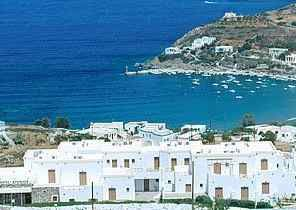 apollo hotel kini beach syros cyclades greece hotel apollon