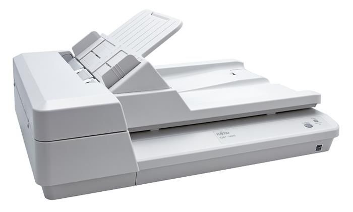 New #Fujitsu SP-1425 #DocumentScanner for Simplified Small Office Scanning