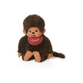 M'n lievelingsspeelgoed als kind 'Monchichi's'...