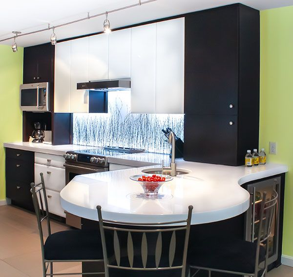 Kitchen Countertop And Backsplash Combinations: 1000+ Images About Two Toned Kitchens On Pinterest