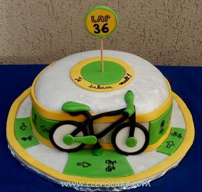 Torturi artistice: Bike