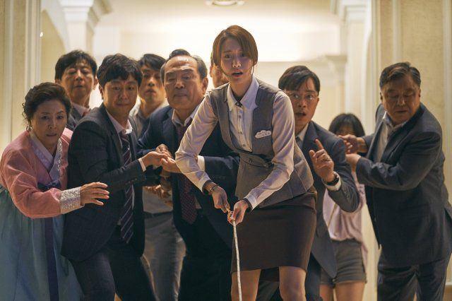 Exit Movie Yoona S Acting Transformation Action With No Stand Ins And Comedy Trong 2020 Việt Nam Diễn Vien Yoona