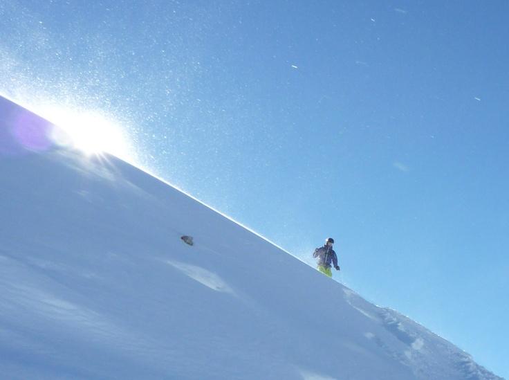Pitztaler Gletscher - Rifflsee, Austria 19.02.2011 | Powderlove