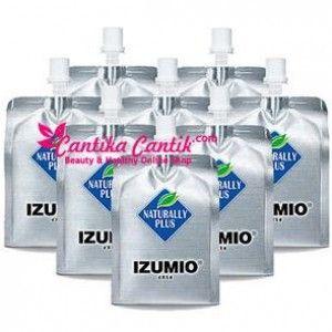 Izumio Naturally Plus Minuman Herbal, suplemen kesehatan yang aman diminum kapan pun & oleh siapa pun. **Selengkapnya: http://c-cantik.me/8x068 **Order Cepat: http://m.me/cantikacantik.id  KONTAK KAMI DI - PIN BBM 2A8FB6B4 - SMS / WA 081220616123 Untuk Fast Response