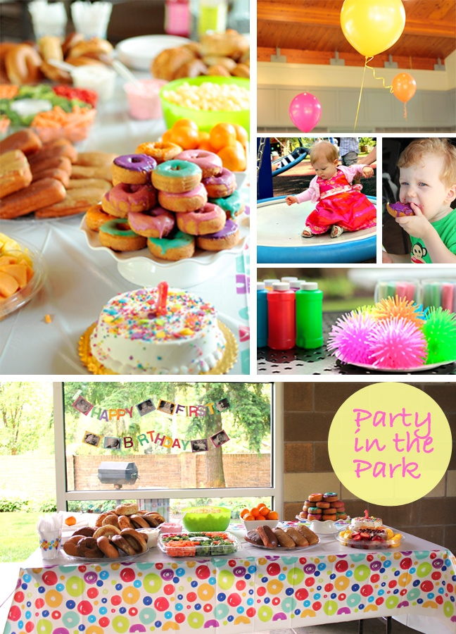 cheap first birthday bash cheap birthday ideas colorful birthday party ...