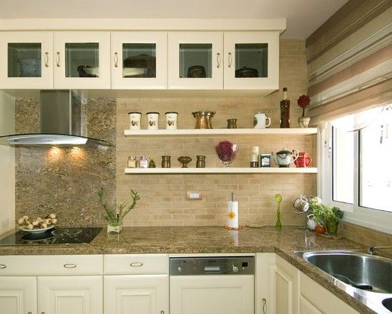 granite backsplash backsplash ideas countertops santa cecilia granite