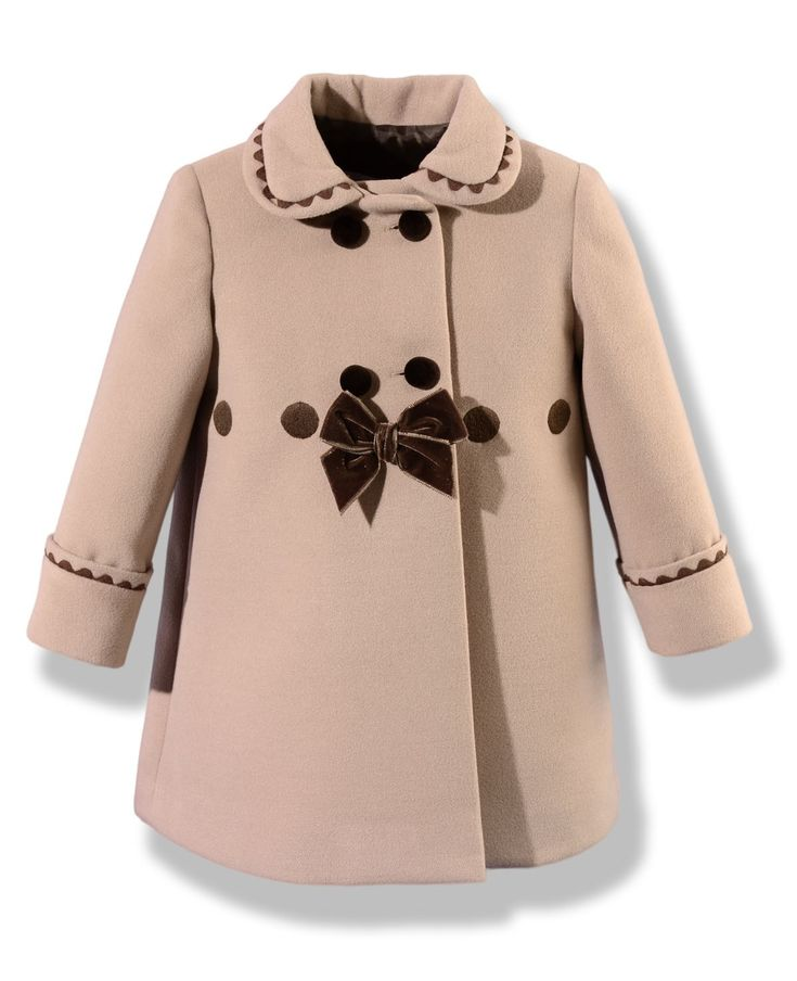 Cute little girls coat.
