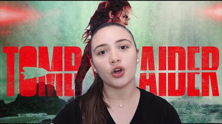 Film Review: Tomb Raider by KIDS FIRST! Film Critic Alejandra G. #KIDSFIRST! #TombRaider