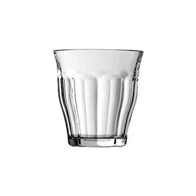 Ποτήρι Κρασιού Picardie Διάφανο 220Ml Σετ 4Τεμ Duralex 1026Ac04A0111