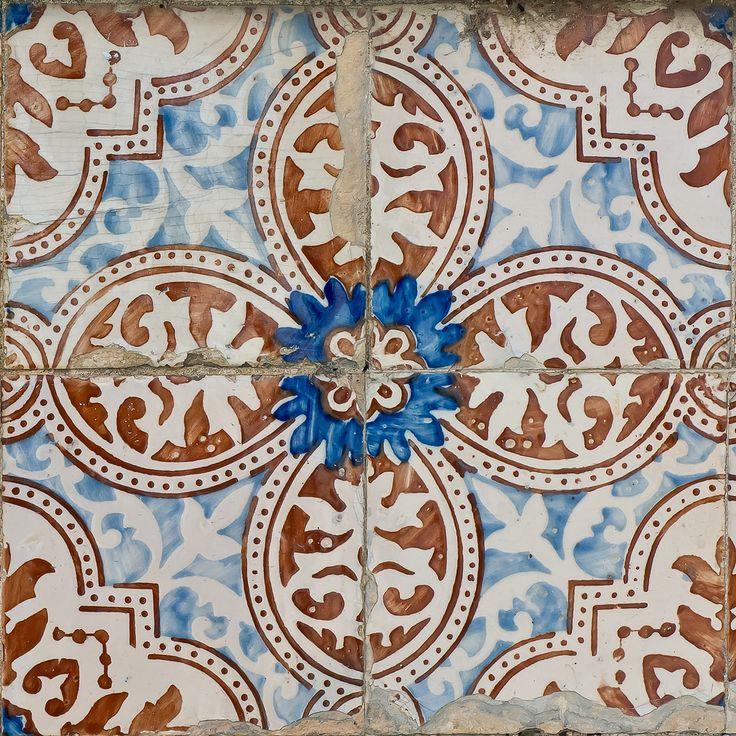 Mejores 989 im genes de baldosas en pinterest azulejos - Azulejos y baldosas ...