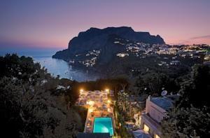 ★★★★ Hotel Villa Brunella, Capri, Italy
