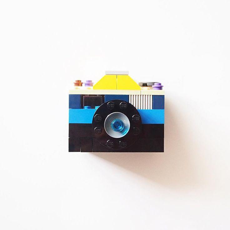 フィルムのトイカメラ/toy camera #lego #自作レゴ #レゴ #トイカメラ #toycamera