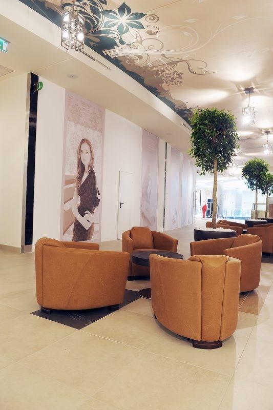 Basic Collection, Arad Atrium Mall #design #interior #furniture #shopping  #architecture