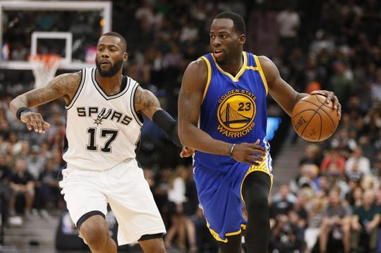 Warriors smash Spurs to win West crown, improve to NBA record 12-0 in playoffs - May 22, 2017 - Warriors headed to NBA Finals for third consecutive year after sweeping San Antonio 129-115 on Tuesday night. Stephen Curry and Kevin Durant added 36 and 29 points. Draymond Green added 16 points, 8 rebounds and 8 assists, while Klay Thompson and Ian Clark also scored in double-figures. With the win, Golden State becomes the first team in NBA history with 12-straight victories to begin a…