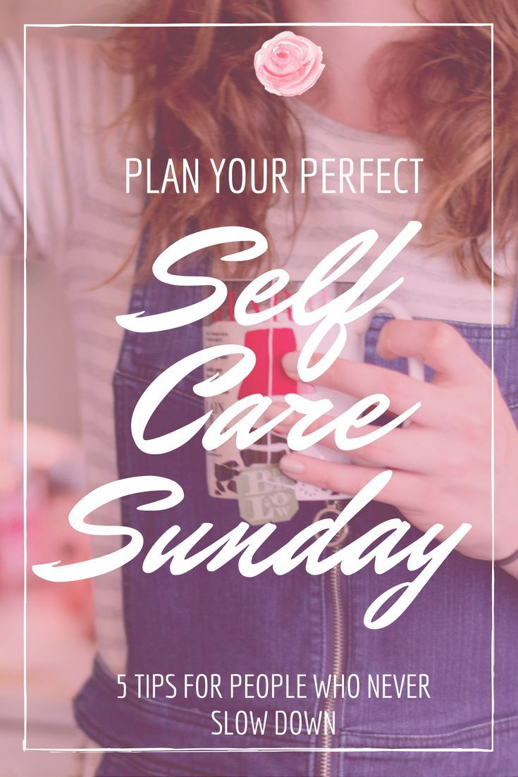 Ever feel stressed and tired and like you need a break? Well, take one! Here are some tips to make your most relaxing Self Care Sunday of all time (it doesn't have to be on a Sunday). Treat yo' self, girl.