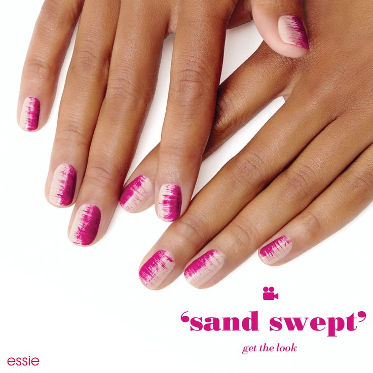 172 besten sand effect nail art tutorial videos by nded. Black Bedroom Furniture Sets. Home Design Ideas