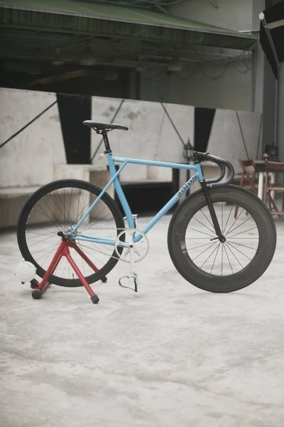 Geekhouse fixed gear bicycle