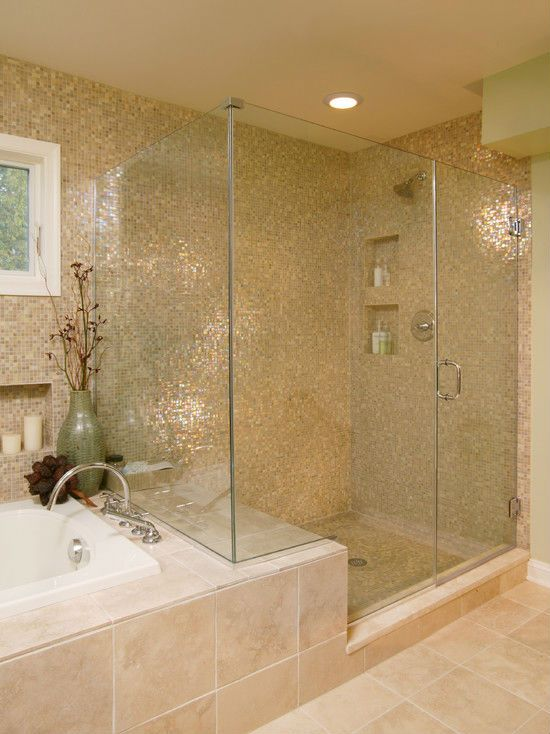 17 best images about Bathroom on Pinterest | Mosaics, Mosaic wall ...