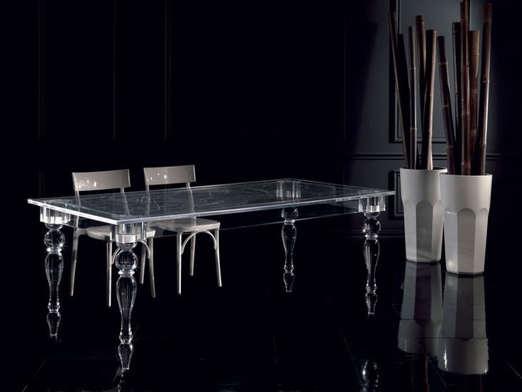 Oste By Colico Design   Methacrylate Table Http://www.sediarreda.com