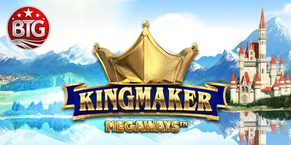 Kingmaker, new Big Time Gaming slot game - Heaven4NetEnt | Slots games, Big  time, Play slots