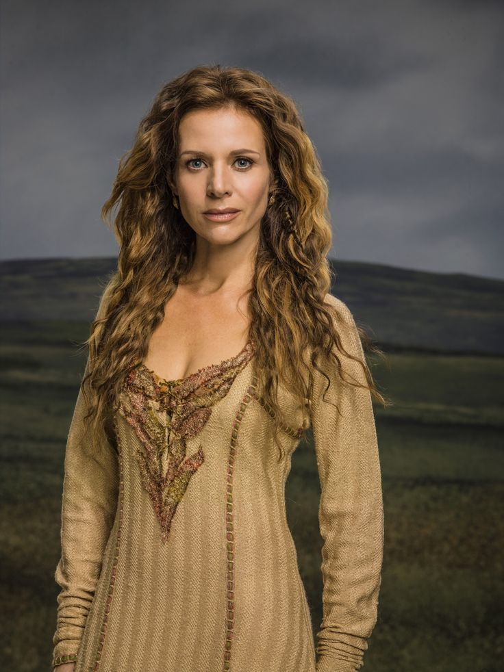 #JessalynGilsig #Siggy #Vikings #HistoryChannel Season Two Promo Pic