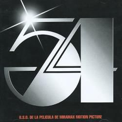Studio 54 Soundtrack CD Album