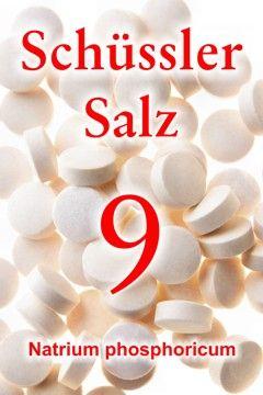 Erfahren Sie, wie das Schüssler Salz 9, Natrium phosphoricum, den Stoffwechsel reguliert, wie das Schüssler Salz Nr. 9 gegen Gicht und Nierensteine hilft ...