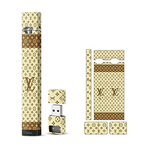 804f55799c225 NEW JUUL Decal Sticker Skin Wrap Vinyl for JUUL LV (Louis Vuitton ...