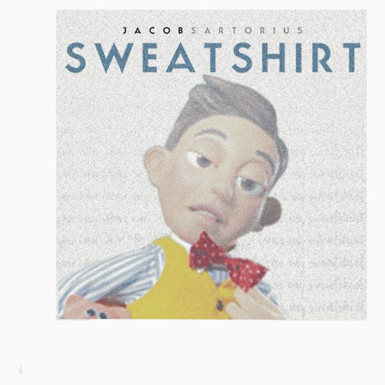 Jacob Sartorius Sweatshirt Cover Meme