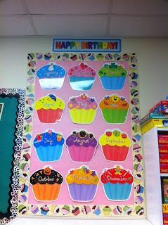 Image Result For Classroom Birthday Ideas