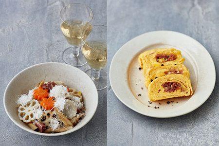 イタリアが世界に誇る「旨みの代表選手」といえば、チーズ「グラナ・パダーノPDO」と、生ハムの「パルマハムPDO」。このふたつを和食にアレンジすれば、冬のギャザリングもさらに楽しく! 魅力いっぱいの使い方TIPSを紹介しよう。