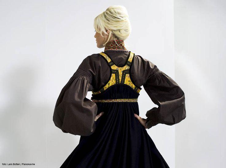 Norwegian Bunads Costumes Sewing Patterns | Found on madeinnorwaynow.no