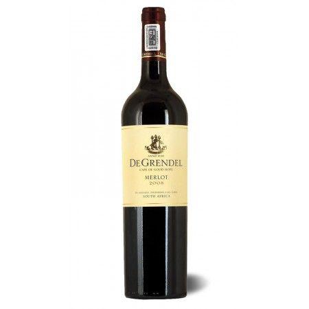#Merlot - De Grendel #Jahrgang 2014, trockener #Rotwein aus #WesternCape #Südafrika. Lecker zu #Fleisch. #Weinkultur #Weingenuss #Weinkenner