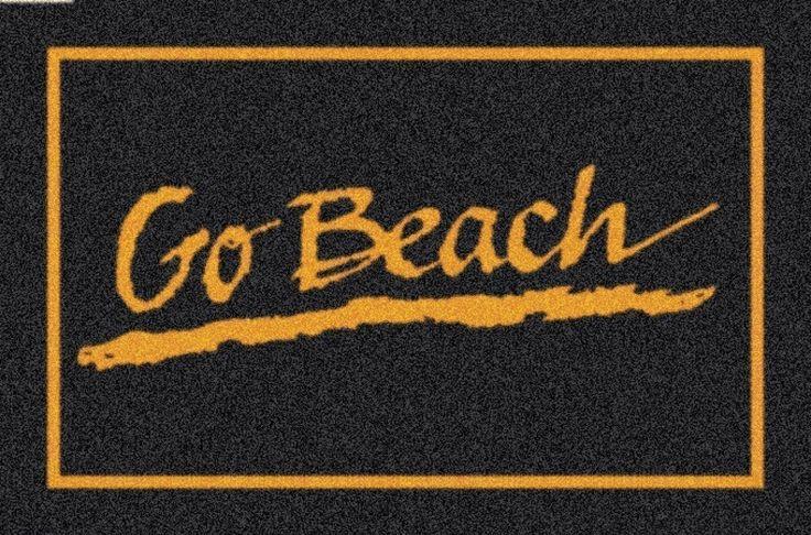 Milliken Long Beach California State University 533315-51527 Black  Rug