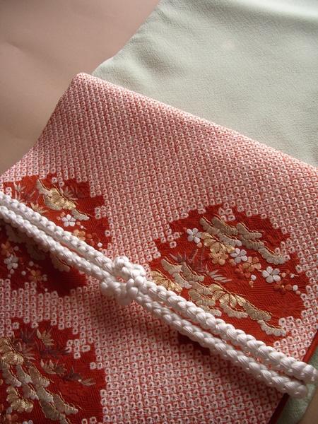 beautiful kimono belt