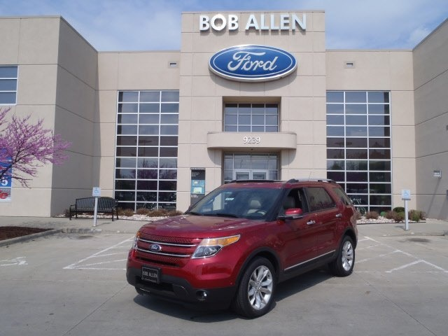 2013 Ford Explorer Limited $50,260