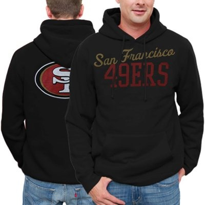 49ers Game Day Pullover Hoodie #Fanatics
