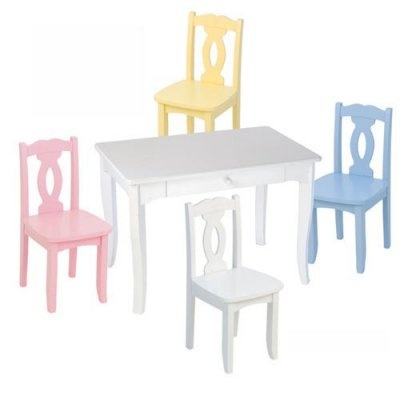 cute children's table and chairs