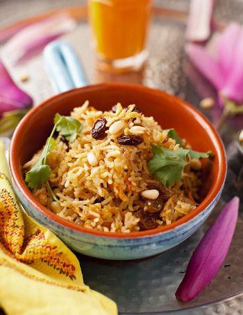 arroz integral con almendras